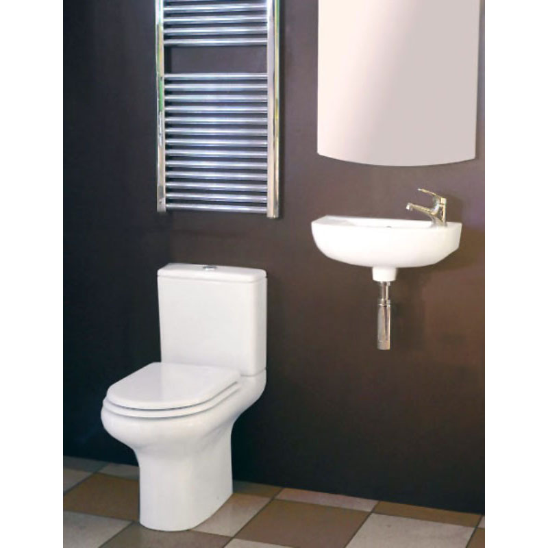 Bathroom suites cloakroom suites and en suites at bathroom city - Small bathroom suites for small spaces collection ...